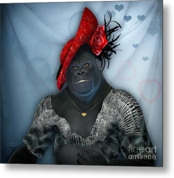 In Disguise Metal Print