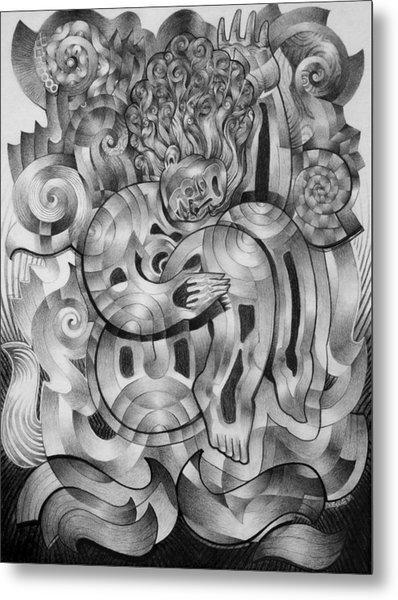 In Dream Land Metal Print