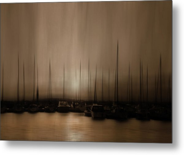 In The Twilight Hour Metal Print