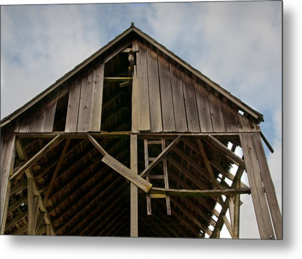 Is That All There Is Metal Print by Kent Sorensen