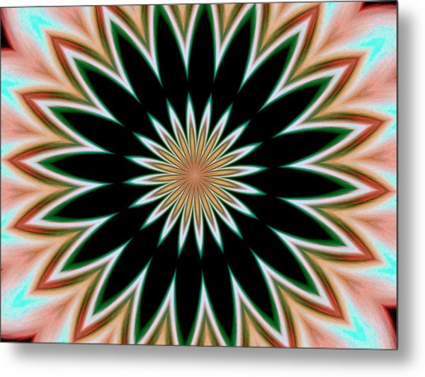 Jakarte Metal Print by Danny Lally