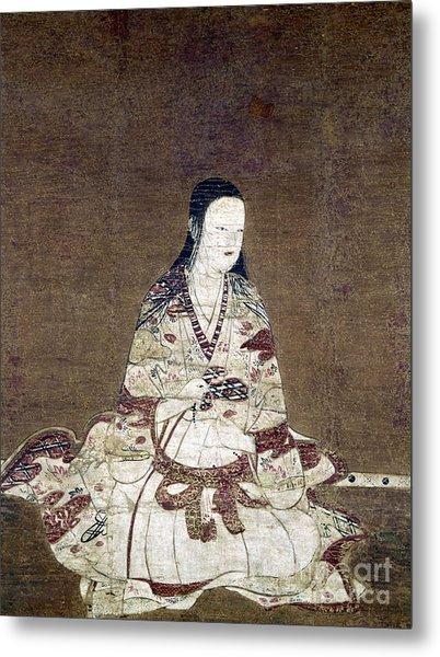 Japan: Portrait, C1575 Metal Print
