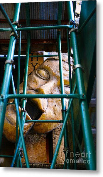 Jekyll And Hyde Club In Nyc Metal Print