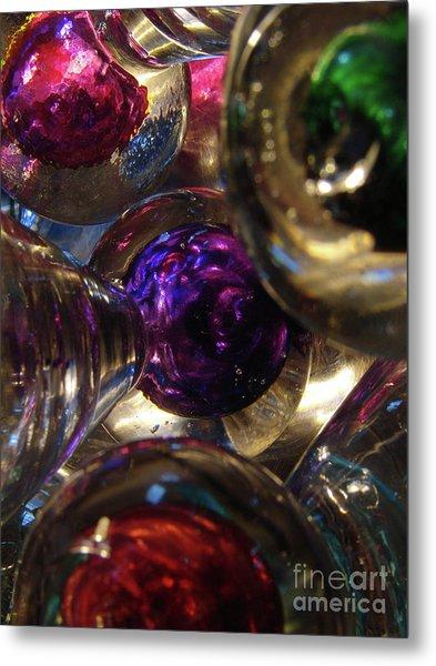 Jingle Balls Metal Print by Mark Holbrook
