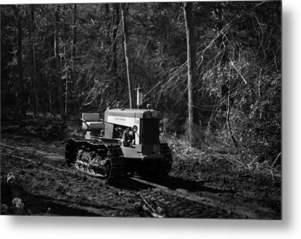 John Deere Tractors Model 430 Metal Print