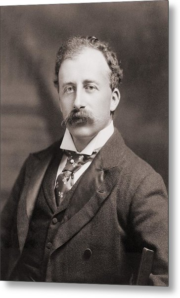 John Guille Millais 1865-1931, English Metal Print by Everett