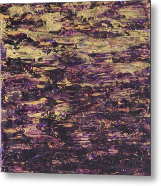 John No.2 Metal Print by Tracy Fetter