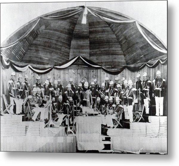 John Philip Sousa 1854-1932 Led Metal Print