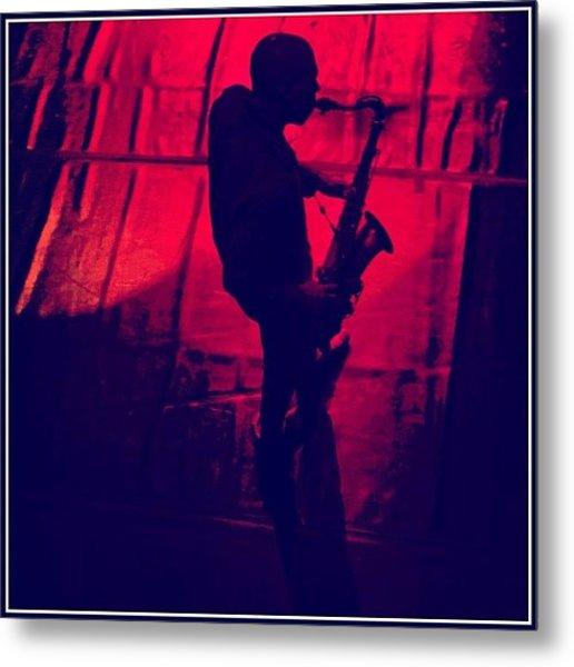 Joshua Redman Metal Print