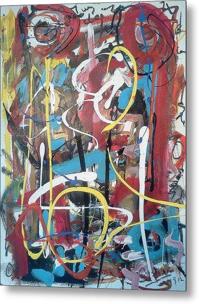 July 9 2012-1 Metal Print by Gustavo Ramirez