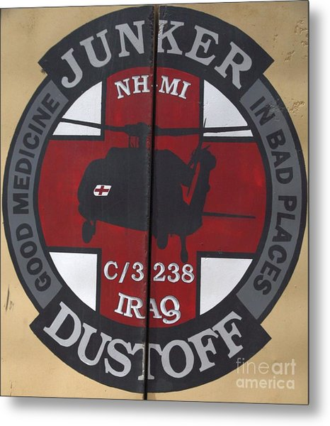 Junker Dustoff Metal Print by Unknown