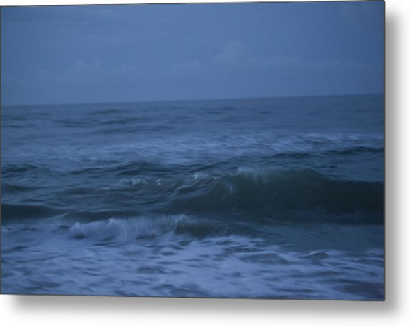 Just Before Sunrise Metal Print by Christina Durity