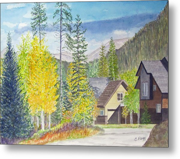 Keystone Co Metal Print