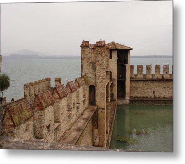 Lago Garda Metal Print