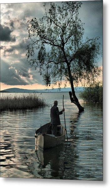 Lake - 2 Metal Print