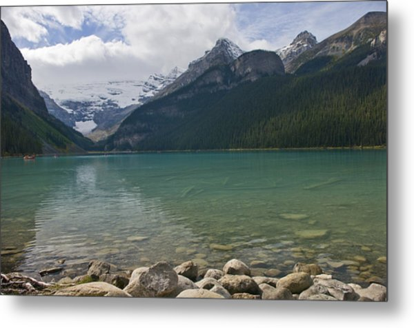 Lake Louise - 1274 Metal Print