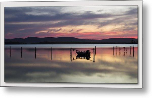 Lake Rgb 01 Metal Print