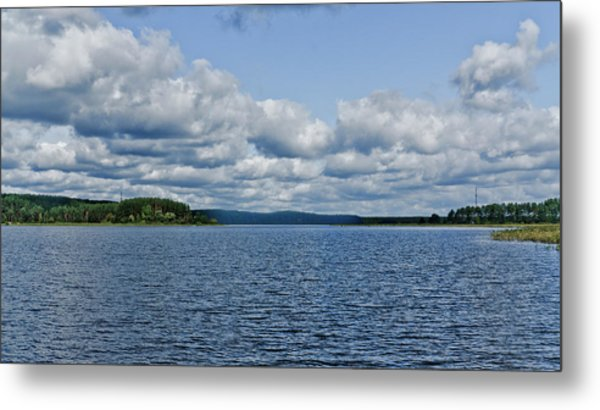Lake Seliger Metal Print