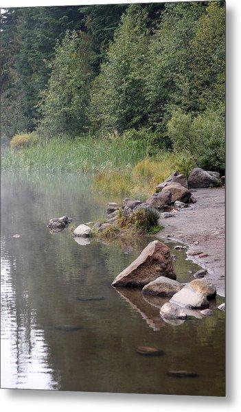 Lakes And Ponds - 0005 Metal Print