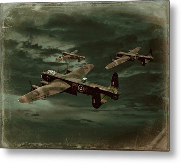 Lancaster Mission Metal Print
