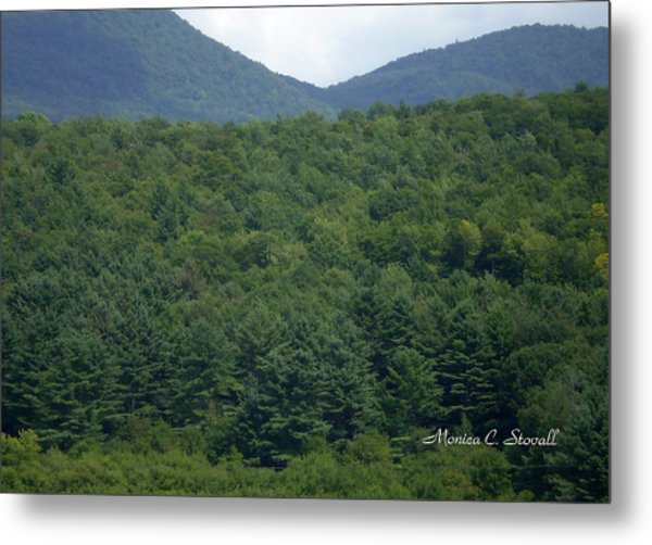 Landscape Collection - Vermont  Metal Print