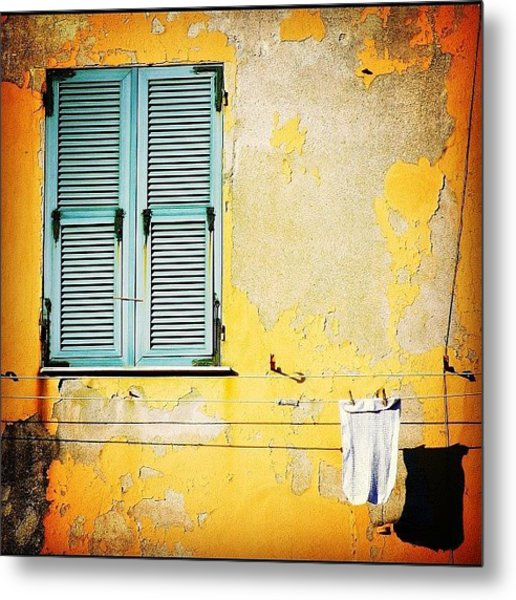 Let It All Hang Out #italy #wall Metal Print