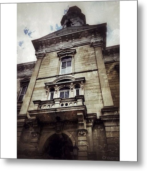 Local Courthouse Metal Print