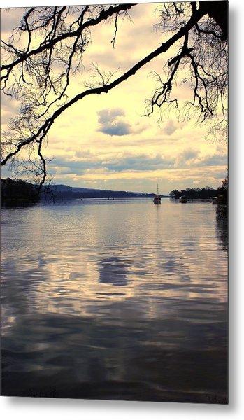 Loch Lommond Metal Print