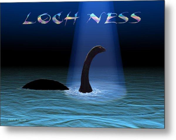 Loch Ness 1 Metal Print