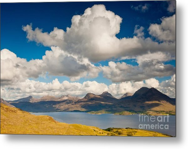 Loch Torridon Metal Print