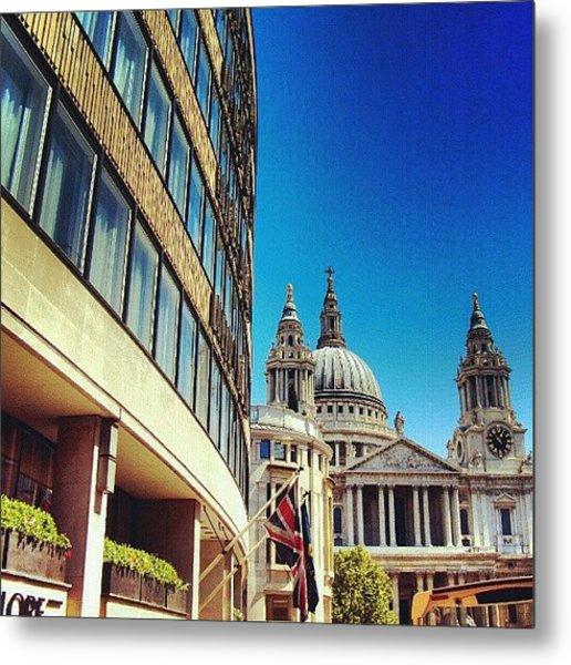 London - #greatbritain #london #uk Metal Print