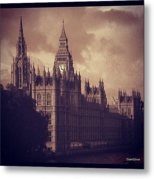 #london 05.10.1605 Metal Print