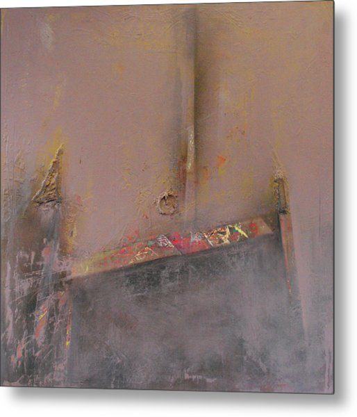 London Fog Metal Print by Ralph Levesque