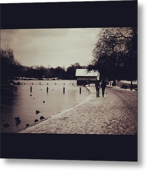#london #hydepark Metal Print
