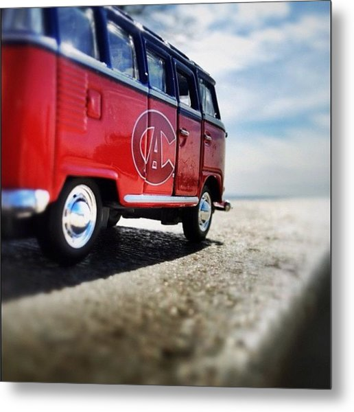 Longue Route... Ch Style. #road_ri3 Metal Print