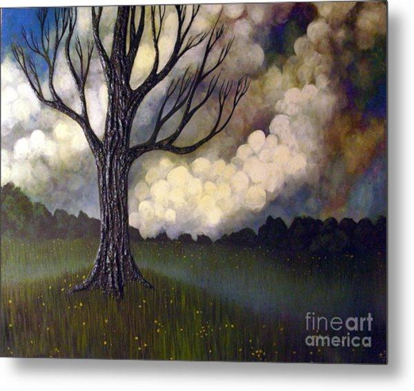 Lonsome Tree 0001 Metal Print
