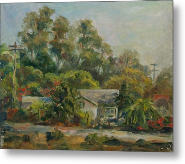 Los Rios Afternoon Metal Print