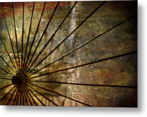 Luminescence Metal Print by Elizabeth Wilson