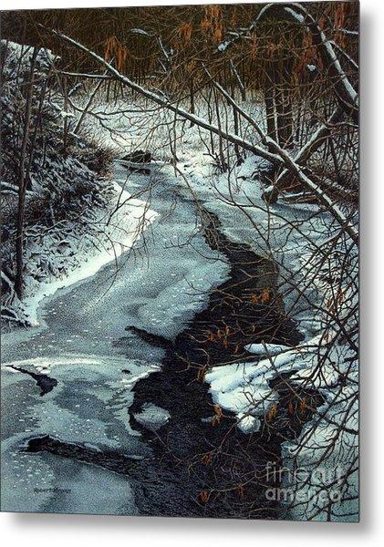 Lynde Creek Metal Print