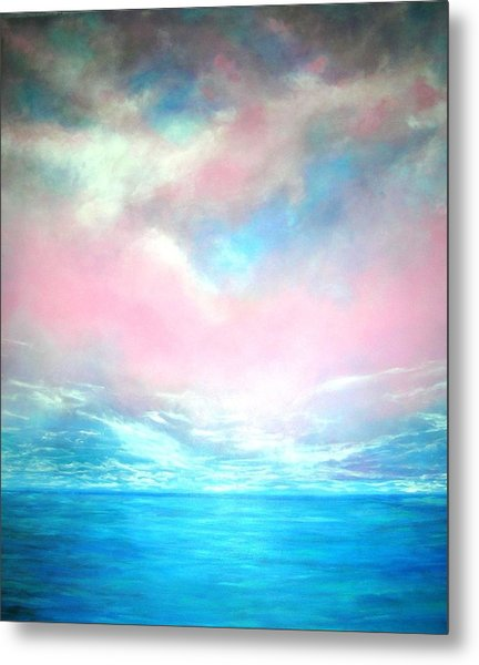 Magical Indian Ocean  Metal Print