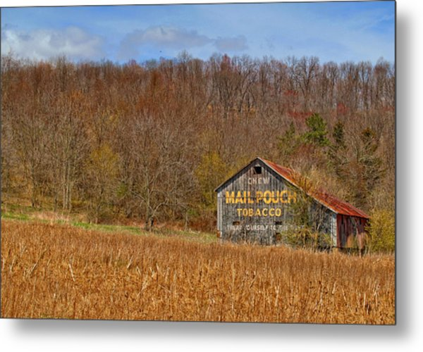 Mail Pouch Barn Photograph By Brian Mollenkopf