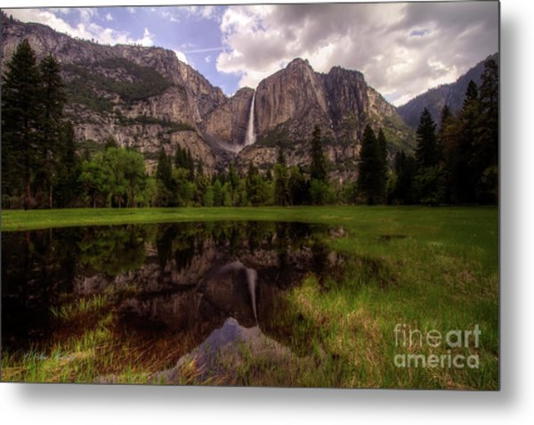 Majestic Reflections Metal Print