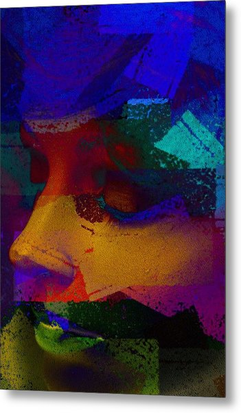 Manikin Art Metal Print by David Taylor