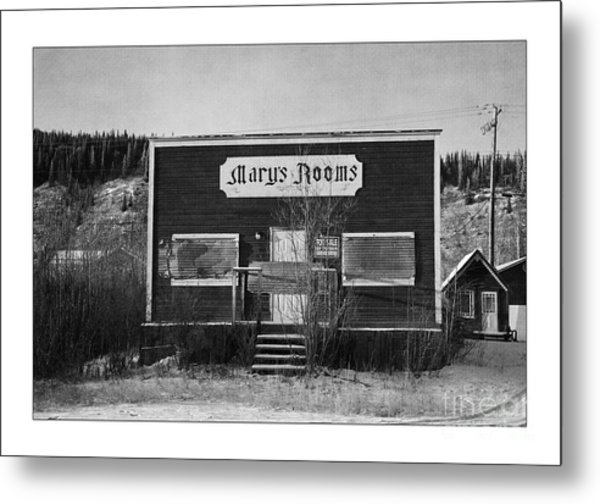 Mary's Rooms Metal Print