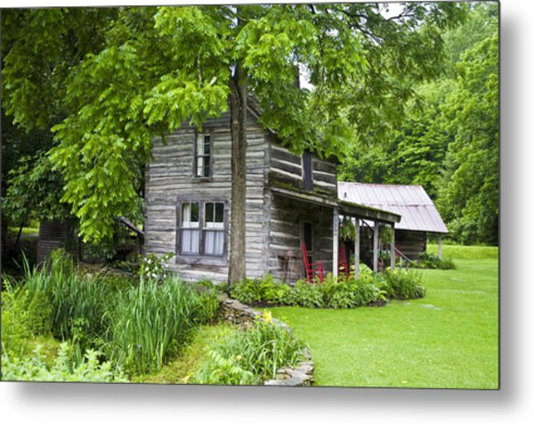 Mast Farm Inn Metal Print