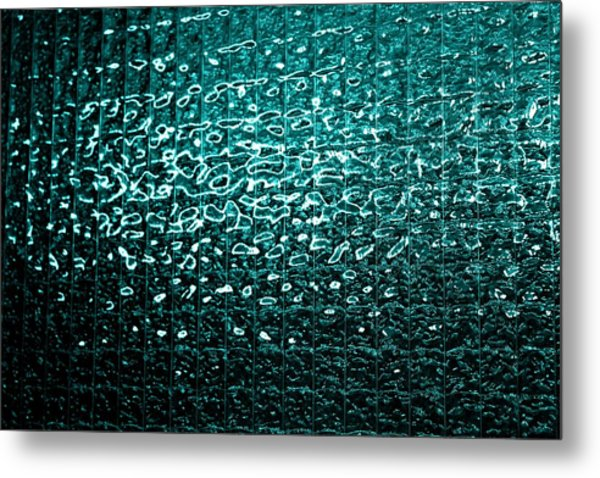 Matrix Metal Print