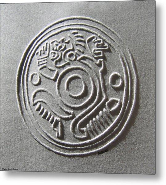 Maya Art Metal Print by Suhas Tavkar