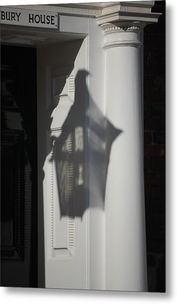 Mayfair Shadows Metal Print by Dickon Thompson