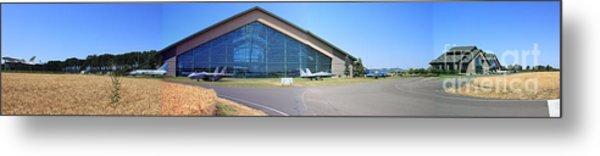 Mcminnville Air Museum Metal Print