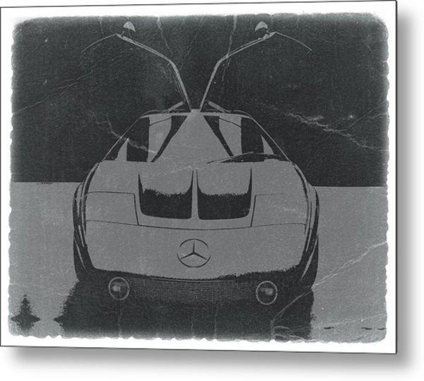 Mercedes Benz C IIi Concept Metal Print